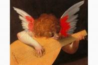 21492 Rosso Musizierender Engel-143
