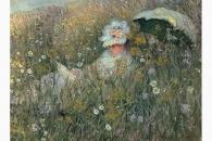 3437 Monet In der Blumenwiese-121