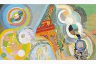 34962 Delaunay Luft Feuer und Wasser-160