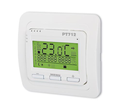 Termostat elektronický PT712