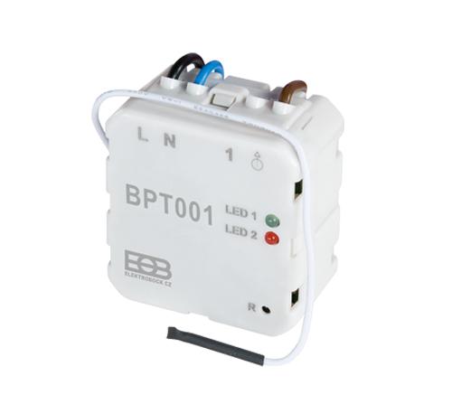 BPT 001 -- bezdrôtový príjimač k termostatu