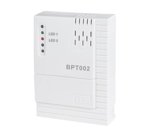 BPT 002 -- bezdrôtový príjimač k termostatu nástenný