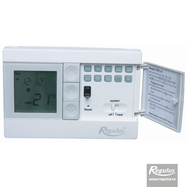 TP 07 izbový termostat programovateľný
