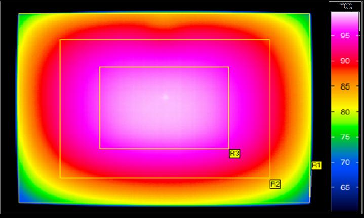 Termovízny snímok H4A