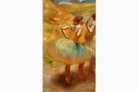 40338 Degas Zwei Taenzerinnen im gruenen Rock-166