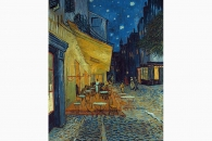 5786 vanGogh Cafe Terrasse am Abend in Arles-127