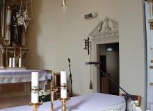 Kostol Komárovce - SOLAMAGIC