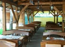 Terasa reštaurácie v Bratislave - SOLAMAGIC