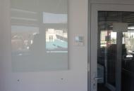 DIGELHEAT Infrapanel - dekoračné sklo - Kancelária Liptovský Mikuláš